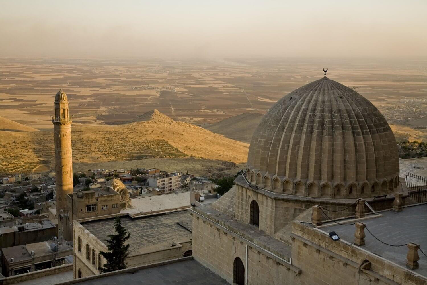 Turkey tours Mardin Great Mosque