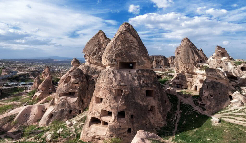 Cappadocia, places to visit in Turkey